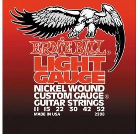 Ernie Ball Nickel Wound Light Gauge (Wound G) elektromos gitárhúr