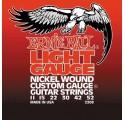 Ernie Ball 2208 Nickel Wound Light Gauge (Wound G) elektromos gitárhúr