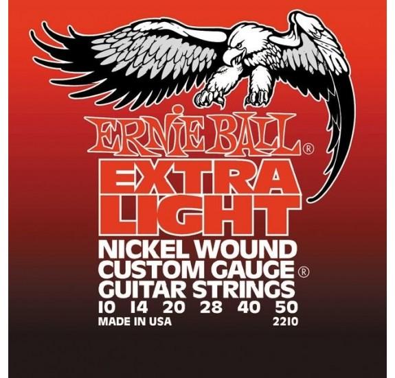 Ernie Ball Nickel Wound Extra Light (Wound G) elektromos gitárhúr