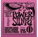 Ernie Ball Nickel Wound Power Slinky elektromos gitárhúr