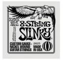 Ernie Ball 2625 Slinky 8 string Nickel Wound elektromos gitárhúr