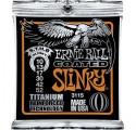 Ernie Ball 3115 Coated Electric Titanium RPS HB Slinky elektromos gitárhúr