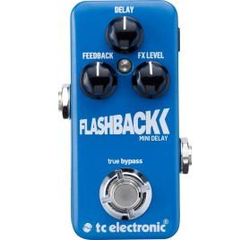 TC Electronic Flashback Mini Delay effektpedál