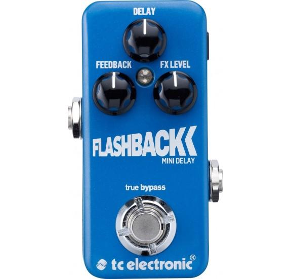 TC Electronic Flashback Mini Delay effektpedál