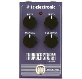 TC Electronic Thunderstorm Flanger gitár effekt