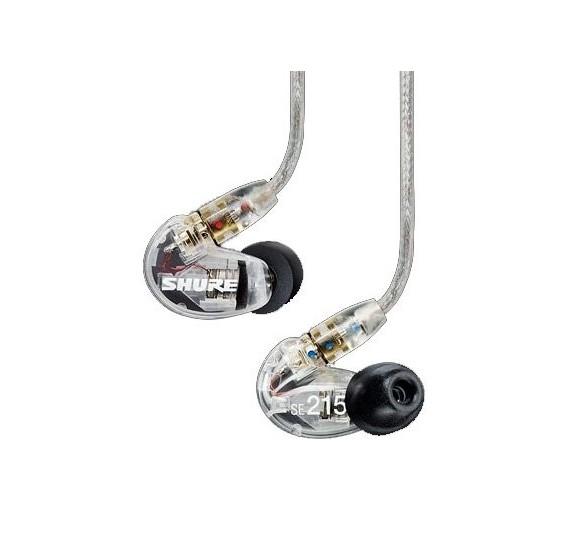 Shure SE215CL-E fülhallgató
