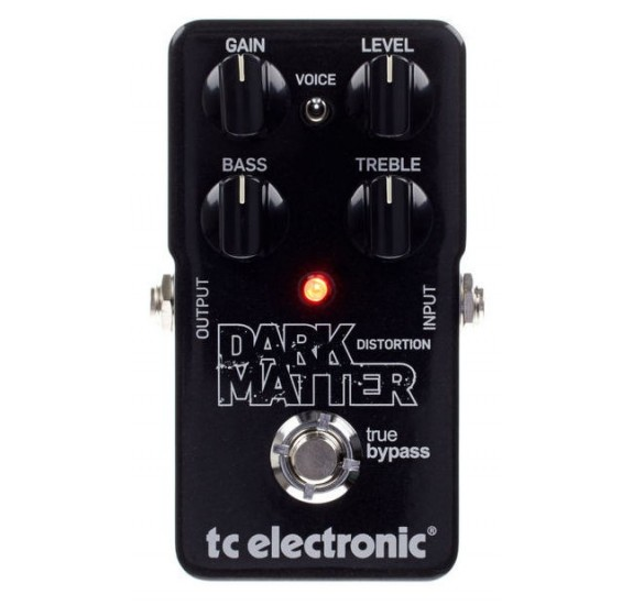 TC Electronic Dark Matter Distortion gitáreffekt