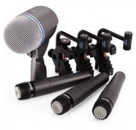 Shure DMK57-52 dobmikrofon szett