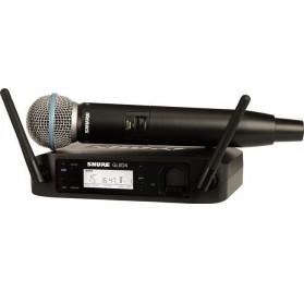 Shure GLXD24E/B58-Z2 kézi mikikrofon szett