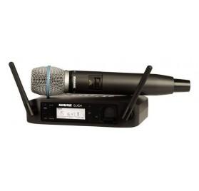 Shure GLXD24E/B87A-Z2 kézi mikrofon szett
