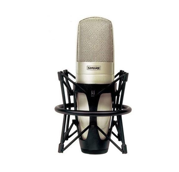 Shure KSM32SL kondenzátor stúdió mikrofon