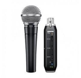 Shure Sm58-X2U Mikrofon