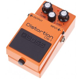 Boss DS-1 Distortion gitárreffekt pedál