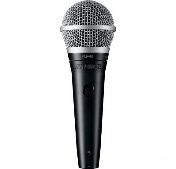 Shure PGA48-QTR dinamikus ének mikrofon