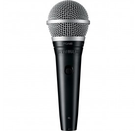 Shure PGA48-XLR-E dinamikus mikrofon