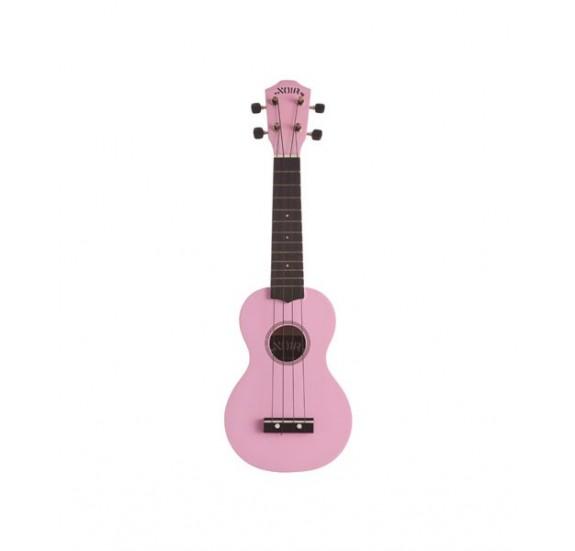 Baton Rouge NU1S-PK színes ukulele