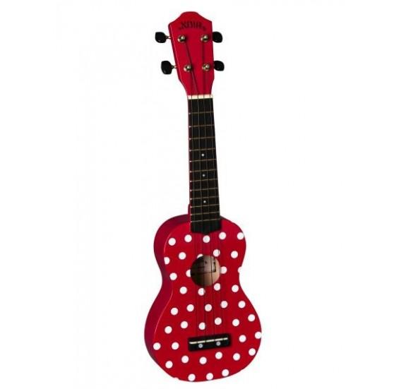 Baton Rouge NU1S-ladybug ukulele