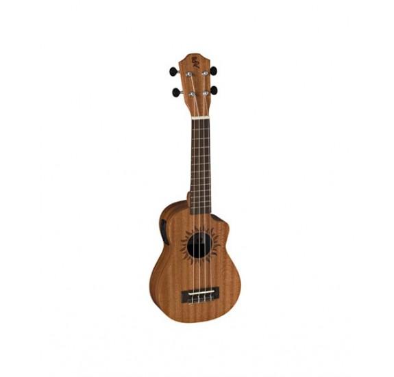 Baton Rouge V2-SCE sun ukulele