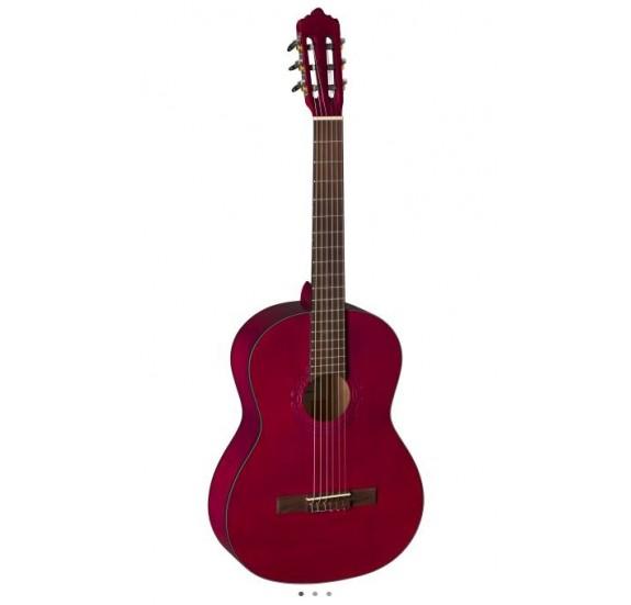 La Mancha Rubinito Rojo SM gitár