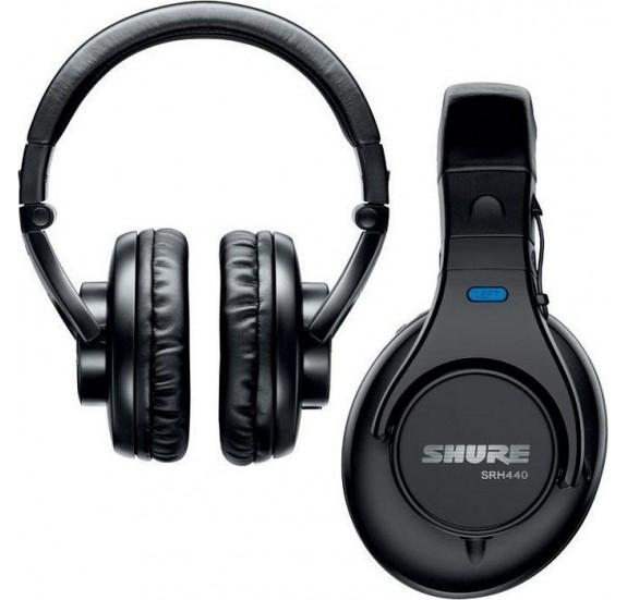 Shure SRH 440 fejhallgató