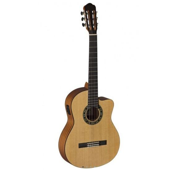 La Mancha Granito 32-CE-N (4/4) gitár