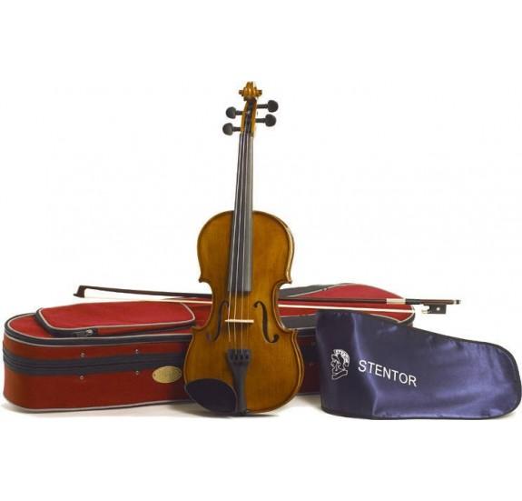 Stentor SR1500A Student II 4/4 hegedű szett