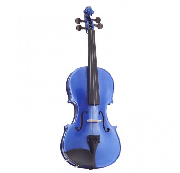 Stentor SR1401E Harlequin 1/2 hegedű szett több színben