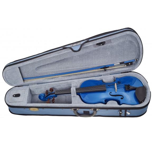 Stentor SR1401F Harlequin 1/4 hegedű szett több színben