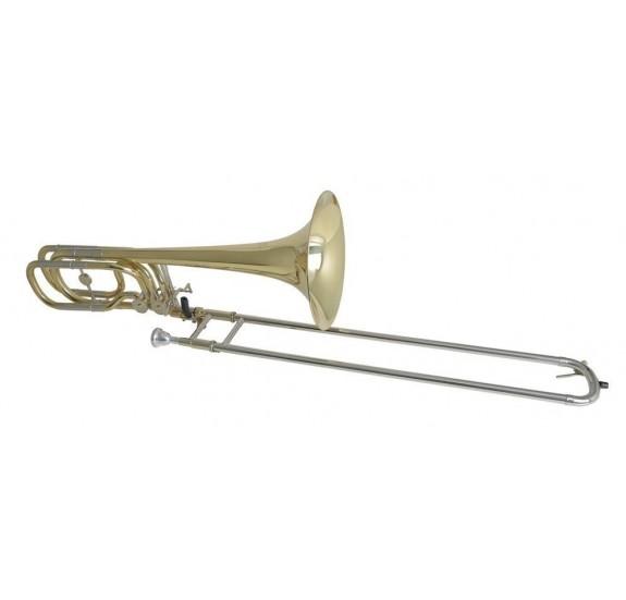 Bach TB504 Bb/F/Gesz/D-basszus harsona