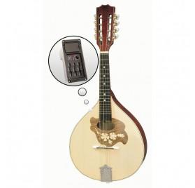 HORA M1085-P1-EQ elektromos Mandolin Portuguese 1