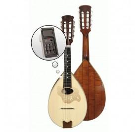 HORA M1086-EQ elektromos Mandolin Portugues2