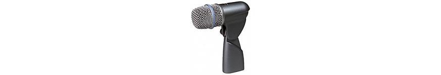 Dinamikus mikrofonok