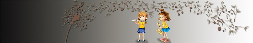 Fafúvós tanuló hangszerek