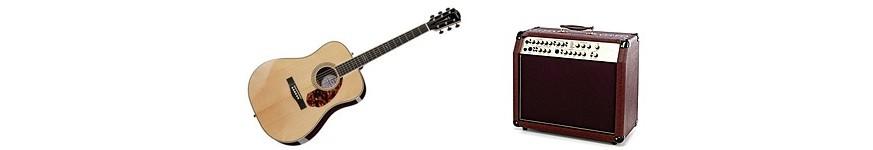 Akusztikus gitárkombók