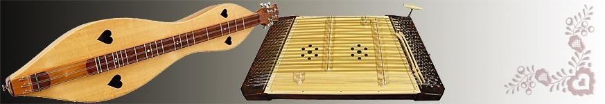 Cimbalom és Dulcimer