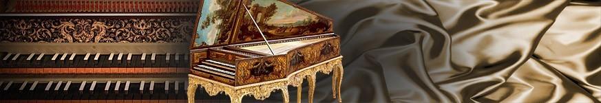 Billentyűs historikus hangszerek