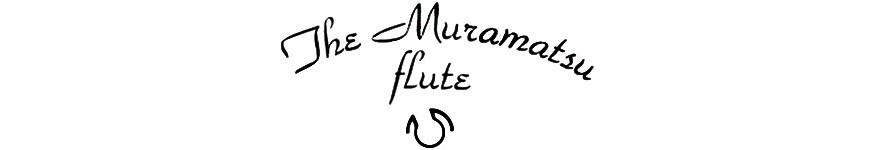 Muramatsu fuvolák