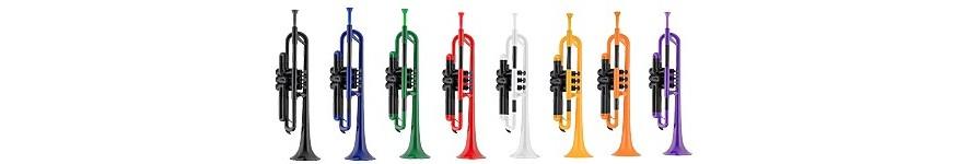 Műanyag trombiták
