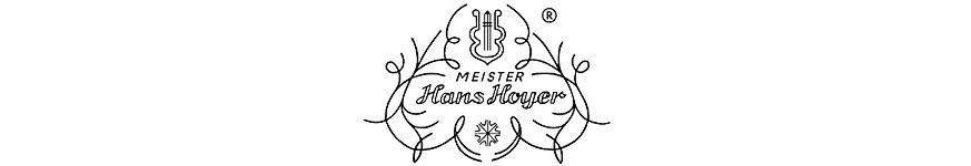 M.H. Hoyer vadászkürtök