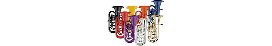 Műanyag euphoniumok