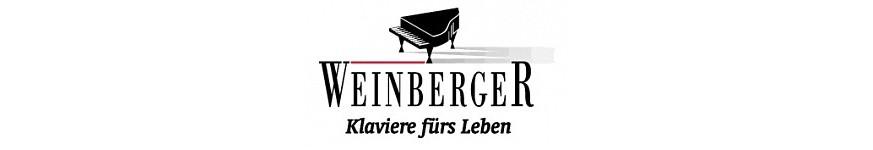 Weinberger zongorák, pianínók