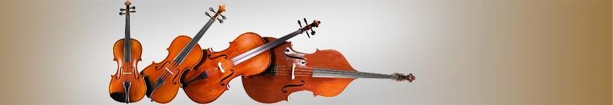 Vonós tanuló hangszerek