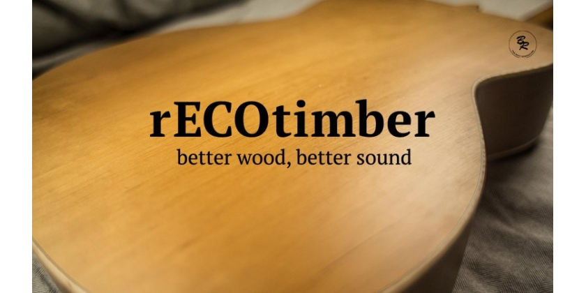 rECOtimber - guitars made from local woods